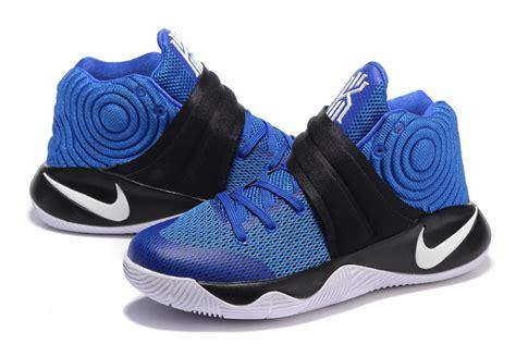 Nike Kyrie Irving 2 White Blue nike kyrie 2 royal blue white black kyrie 2 sale