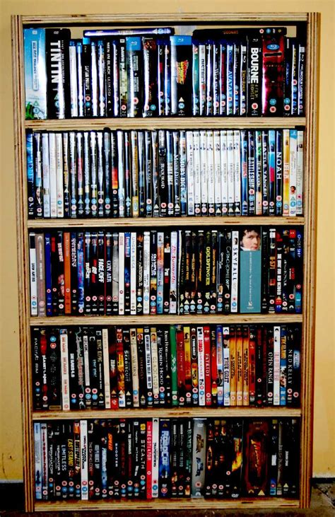 Build A Dvd Cabinet New Inventory System For Amazon Cds