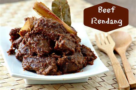 Beef Rendang   Manila Spoon