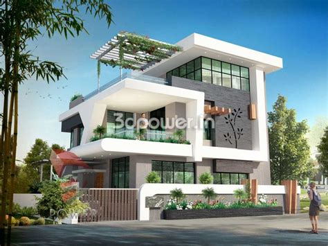 modern bungalows exterior designs trend home design and