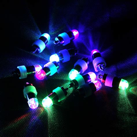12pcs lot mini waterpoof led light for paper lantern small