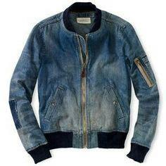 Jaket Wanitajaket Vans Bomberjaket new fashion ripped holey patch washed denim mens jacket biker coat ebay stuff i