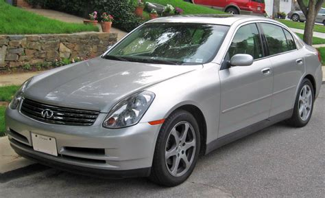 books on how cars work 2006 infiniti g35 engine control file 1st infiniti g35 sedan jpg wikimedia commons