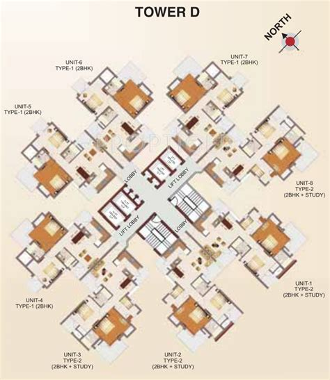 rg luxury homes 1229 sq ft 2 bhk 2t apartment for sale in rg luxury homes