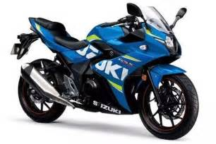 Suzuki Gsx 250 2017 Suzuki Gsx R250 Debuts In China
