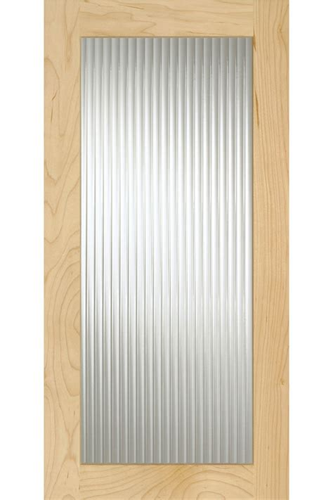 reeded glass cabinet inserts omega