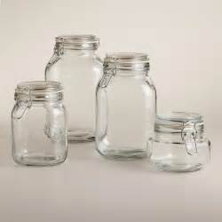 what is jars round glass jars with cl lids world market