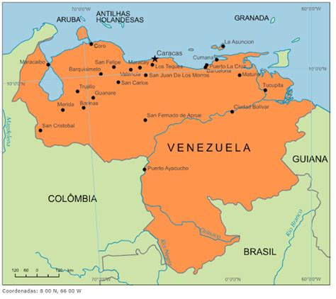 imagenes satelitales de venezuela actualizadas blog de geografia mapa da venezuela
