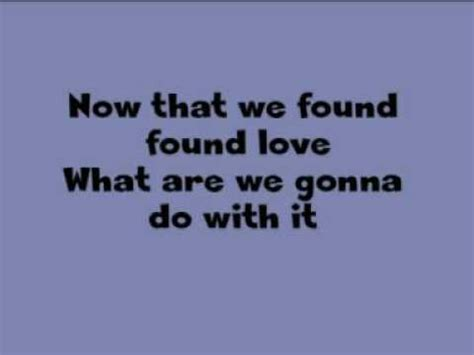 when we have love lyrics heavy d the boyz now that we found love lyrics youtube
