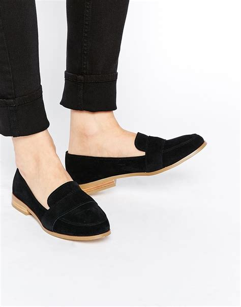 you loafers asos manor suede loafers you don t see simple designed