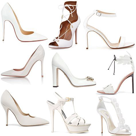 Best Designer Wedding Shoes 2016   ShoeRazzi's Top Bridal