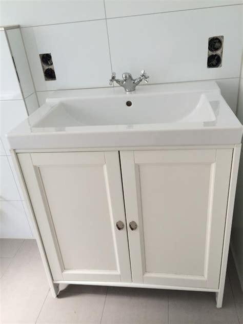 ikea hack badezimmer unterschrank ikea waschtisch mit unterschrank wei 223 in waldenbuch bad