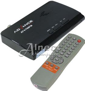 Remote Tv Tuner Advance jual tv tuner advance atv 798fm led lcd tv box tv tuner alnect komputer web store