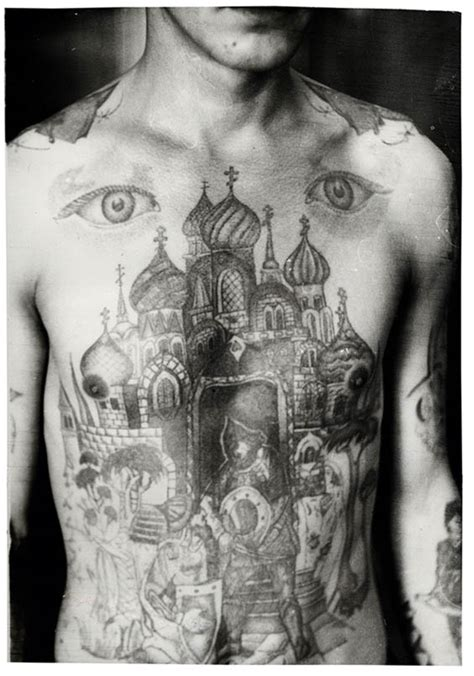 russian criminal tattoo vintage photographs of russian prisoners showcase their