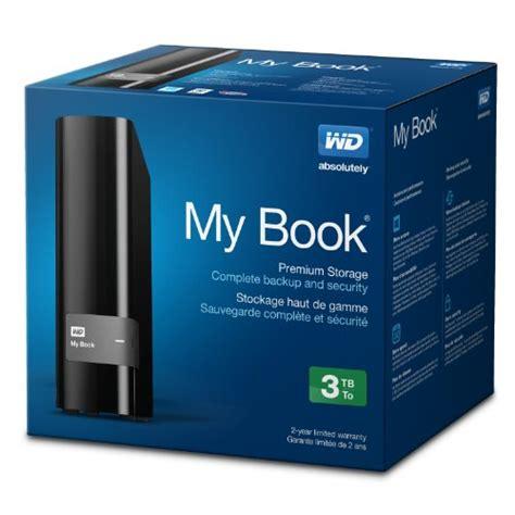 Wd My Book 3 Tb Wd Mybook Hdd External external drive
