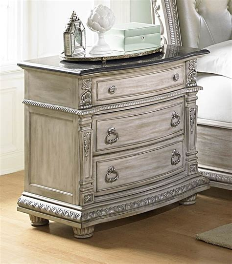 4 piece homelegance palace ii white wash sleigh bedroom set palace ii white wash bonded leather sleigh bedroom set