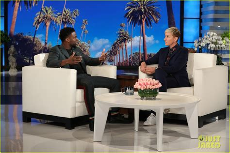 kevin hart ellen kevin hart opens up about oscars hosting controversy with