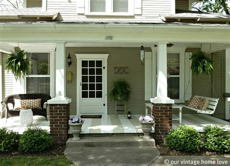 front porch decorating front porch decorating ideas our vintage home love