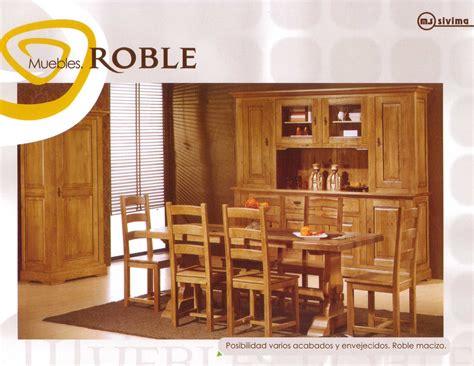 muebles en roble muebles roble