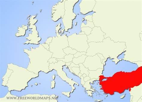 turkey on the map of europe where is turkey located on the map middle east map