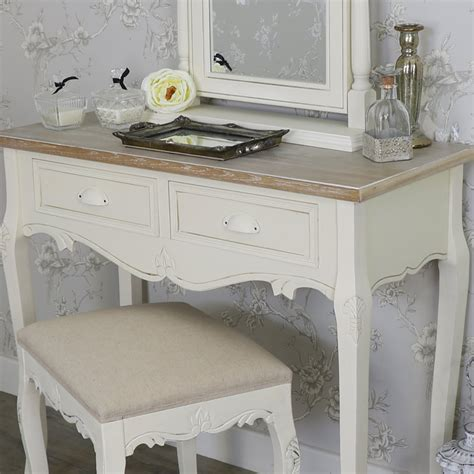 Bedroom Chair And Stool Set Wood Dressing Table Swing Mirror And Stool Bedroom