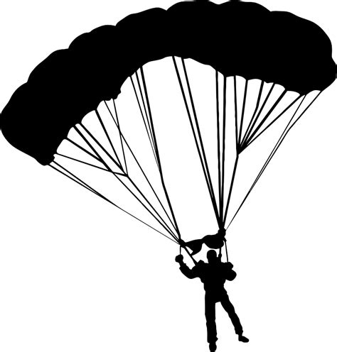 Blue Wall Stickers printwallart paratrooper