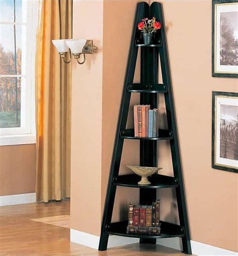 Triangle Stand Rak Hanger 12 clever ways to make use of corners apartment geeks