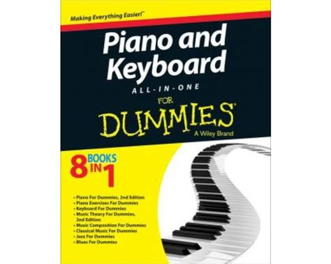 buying your first house for dummies piano and keyboard all in one for dummies musichouse com