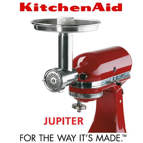 KitchenAid   Cookie Press Attachment for Jupiter   Cookfunky