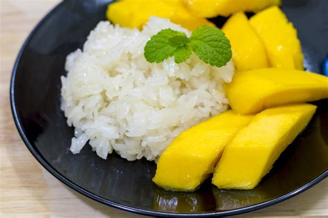 cara membuat mango rice thailand you need to try this thai mango sticky rice good enough