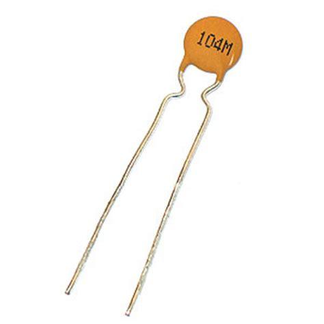 1uf capacitor marking electronic goldmine