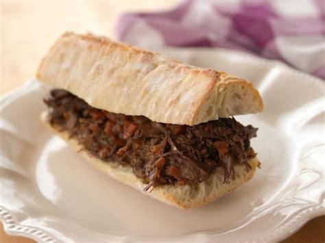 short rib sandwich short rib sandwiches recipe ree drummond food network