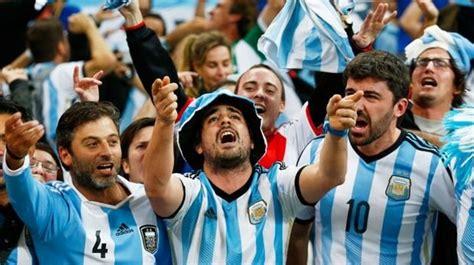 imagenes de rockeros argentinos youtube hinchada argentina quot desprecia quot la copa am 233 rica