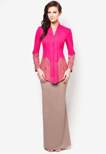 Baju Kurung On Zalora chantelle kebaya by jovian mandagie zalora kebaya baju kurung kebaya baju