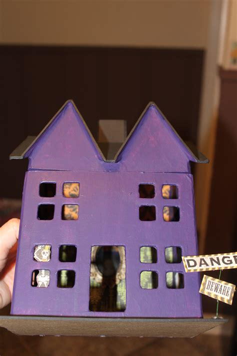 haunted house crafts for how to make a simple and easy haunted house for