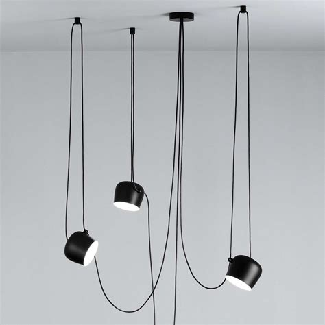 Flos Pendant Lighting Aim Small Multipoint Pendant Light By Flos Ylighting