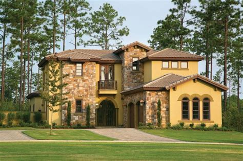 mediterranean villa house plans traditional mediterranean villa home design