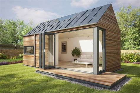 small eco houses pod space modular garden offices and studios homeli