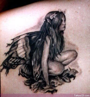 fairy tattoo designs ideas amp meaning