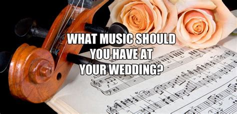 Wedding Song Quizzes by What Should You At Your Wedding Classic Fm