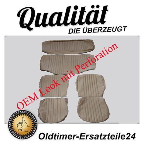 Schonbez Ge Auto Oldtimer by Sitzbez 252 Ge Beige F 252 R Vw K 228 Fer 1300 1303 Oldtimer