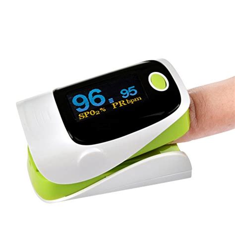 Pulse Oximetry Oled Display Spo2 Oximeter Oxygen Saturation starhealth sh c2 green oled display sports finger pulse
