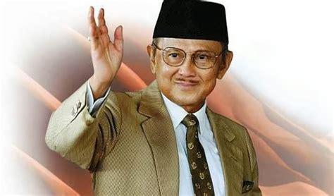 biografi bj habibie singkat dan lengkap festival kreasi teknologi terbesar indonesia di festival