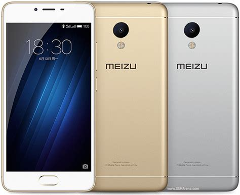 Anti Meizu M3 M3s Meizu M5 Note Meizu M5s meizu m3s pictures official photos