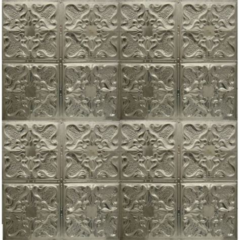 105 tin metal ceiling tile vintage design