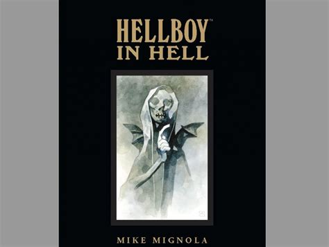 hellboy in hell library hellboy in hell library edition comic review impulse gamer