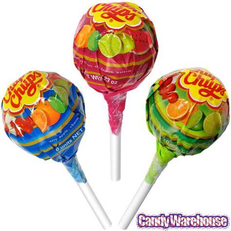 Chupa Chups by Chupa Chups Mini Suckers Mega Lollipop Containers 3
