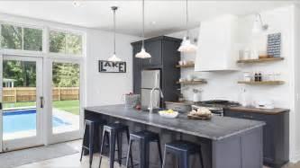White and navy kitchen design decor photos pictures ideas