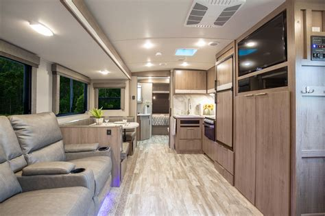 grand design rv pebble interior happy daze rvs blog