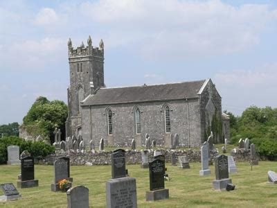 Church Of Ireland Marriage Records Modreeny Cloughjordan And Ballingarry Church Records Co